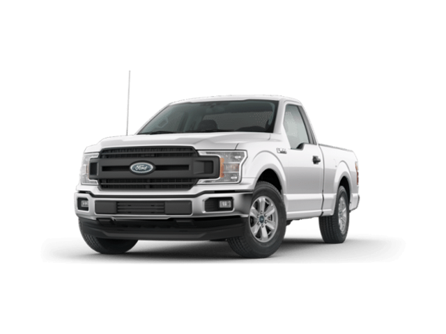 New 2019 Ford F-150 XL Regular Cab Corning